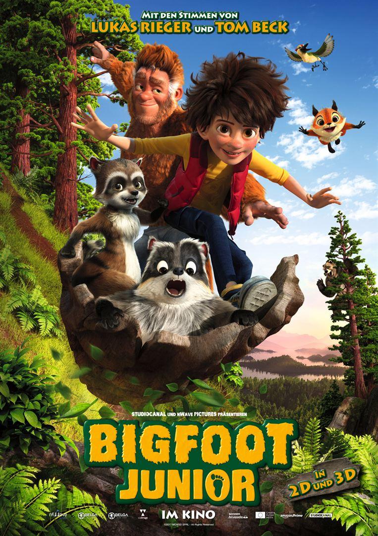bigfoot junior ganzer film deutsch stream